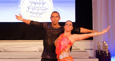 4th Place 2016 World Salsa Summit